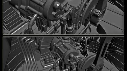 engine HD