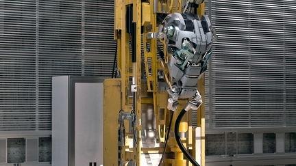 robot'rack contruction rigg