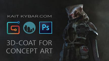 3D-Coat for Concept Art