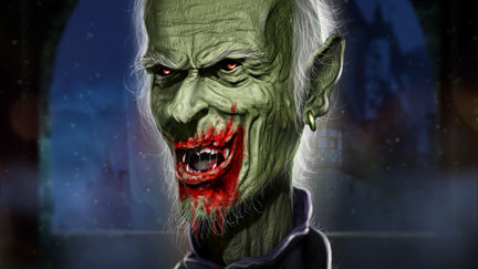 The Old Vampire