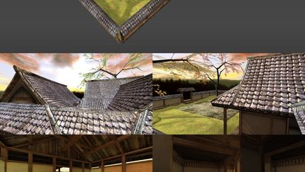 Game Model - Traditional Japanese House