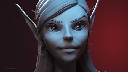 Elf Yelrieth