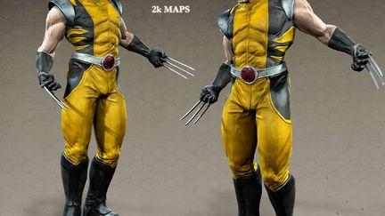 Wolverine : Game Model