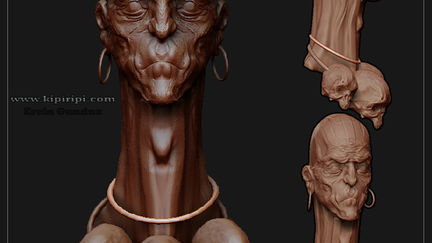 Dhalsim from Street Fighter