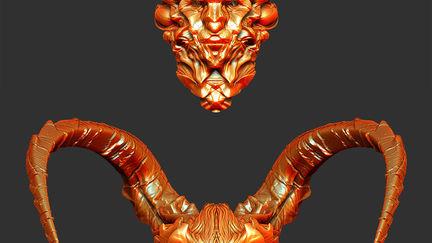 Sculpt Screens of Keci