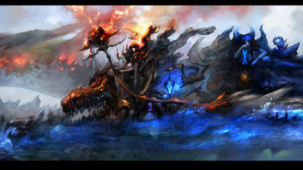 The Boat of Yin and Yang