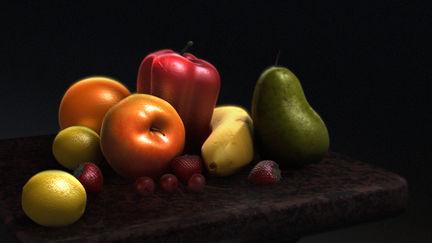 Fruit Still