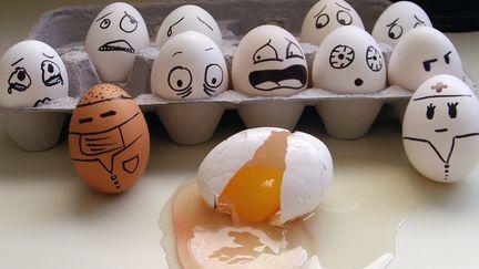 Egg emotion