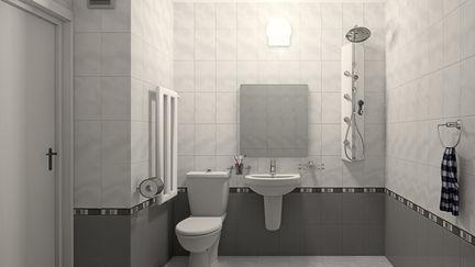 My simple bathroom