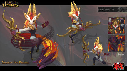 Shadow Fire Kindred