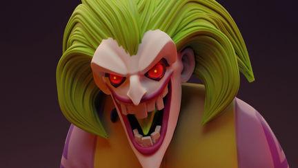 Joker form The Batman (animated series 2004)