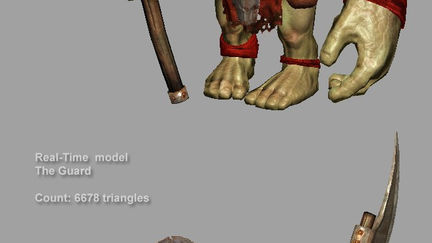 The Guard (Realtime Model)