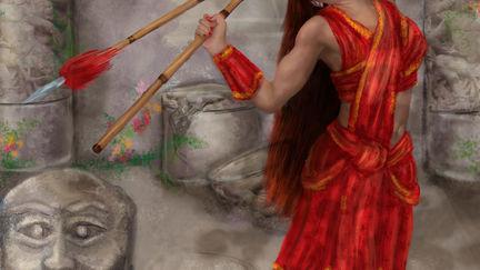 Spear Dance