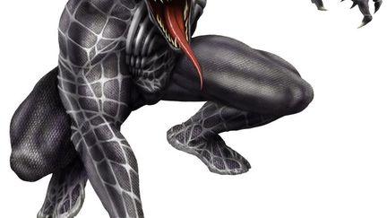 Spiderman 3 - Venom (styleguide)