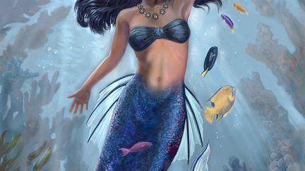 The Hooterbelle Mermaid