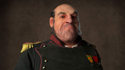 General Moreau Portrait