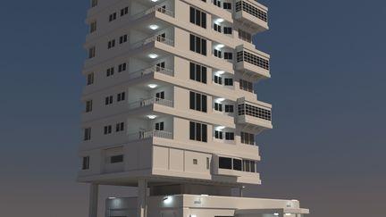 Modular building set for X-Shift Online