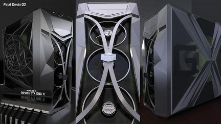 nVidia PC Case Design Contest
