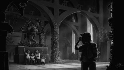 The Gargoyle Temple