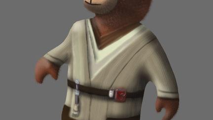Jedi Teddy Concept