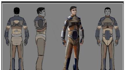 Troop Character