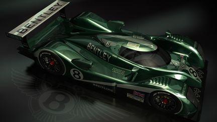 Le Mans Bentley