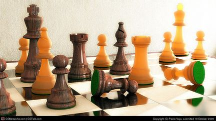 Checkmate?