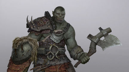 Spellforce 3 Basic ork