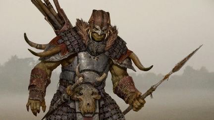 Spellforce 3 Ranged Ork