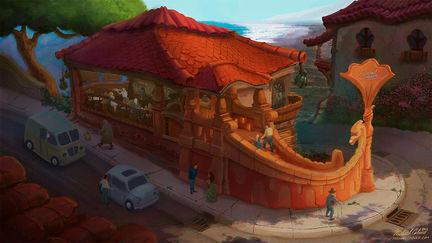Coral Corner Restaurant