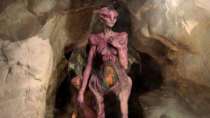 Alien Halfbreed