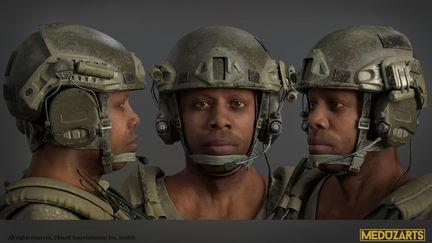 RainbowSix siege Outbreak Soldiers