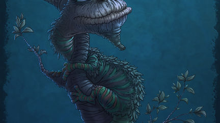 TreeHug Critter Character