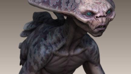 Mushroomhead Alien concept