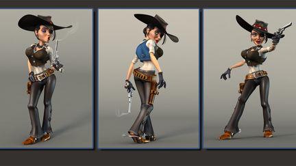 Lady Luck - Gunslinger