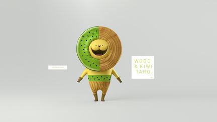 Wood & Kiwi TARO