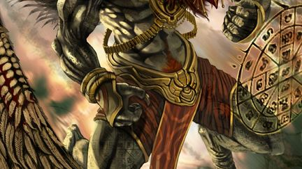 King of Garuda