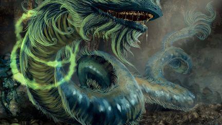 Naga Poison