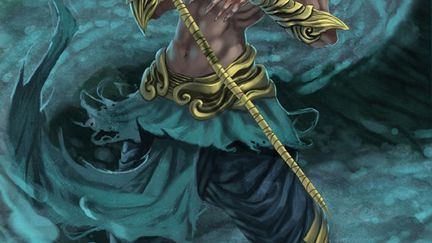 Naga Shaman