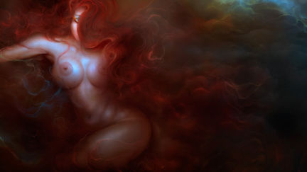 divine temptation  | nudity |