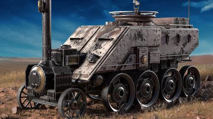 Armored Wagon