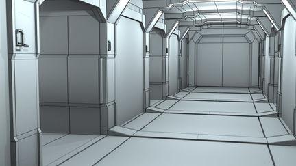 Space Corridor 2 Wire