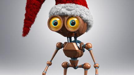 Christmas Robot