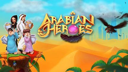 ARABIAN HEROES GAME