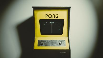 Pesky Pong - Playable Shader in Blender [Free Download]