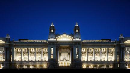 Exchange Palace, Budapest