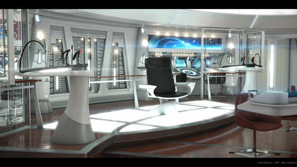 NCC - 1701 : The Bridge