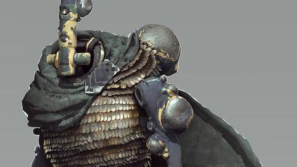 Leper knight
