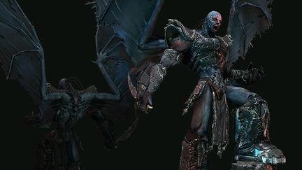 DMWV God of darkness