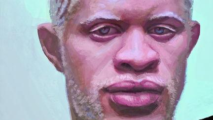 DJ Jewell - Portrait practice